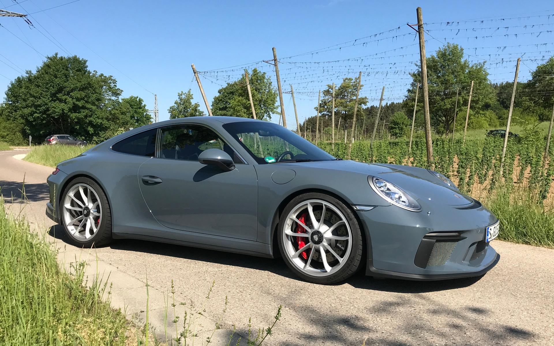 Porsche GT3 Touring 2018
