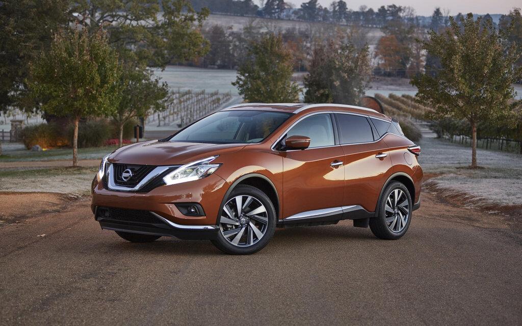 Nissan murano 2018 design luxe et confort guide auto - Nissan murano 2017 interior colors ...