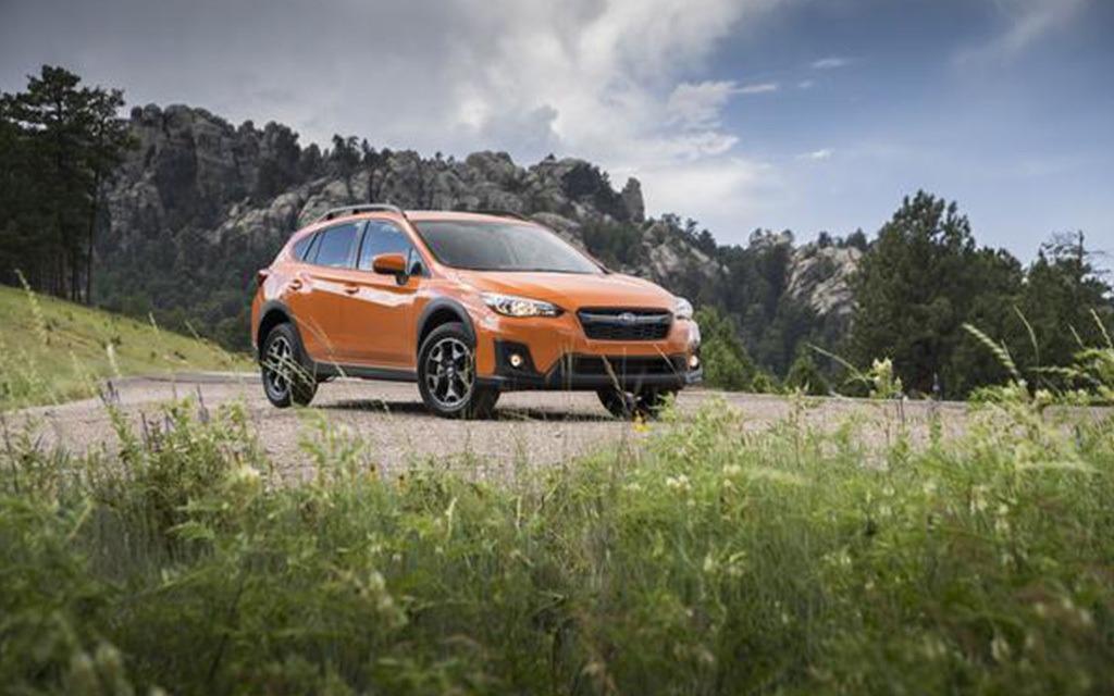 Hybride/hybride rechargeable · Le Subaru Crosstrek ...