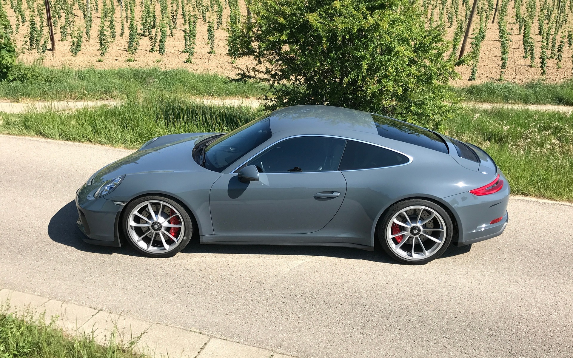 2018 Porsche 911 Gt3 >> 2018 Porsche 911 GT3 Touring: it's All About the Wing - 2/23