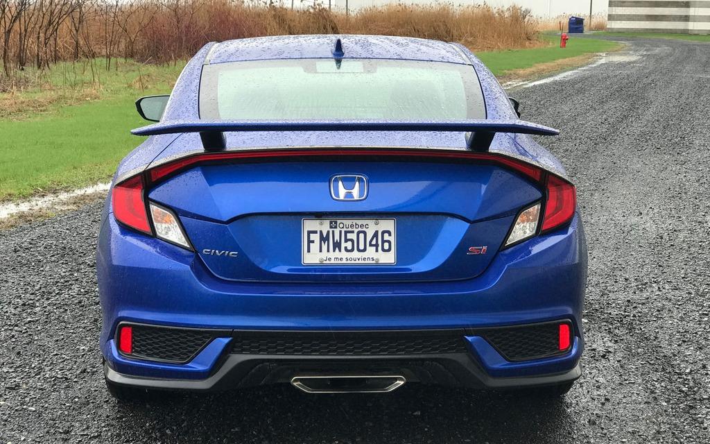 2018 Honda Civic Si Sports Car Or Fast Economy Car 3 20