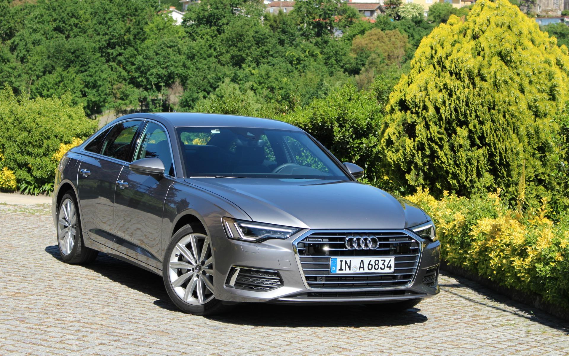 2019 Audi A6: Do-it-all Luxury Sedan
