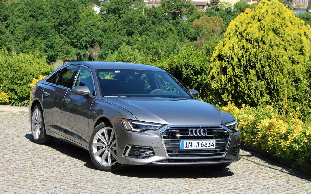 2019 Audi A6 Do It All Luxury Sedan 1 35