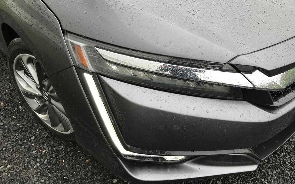 <p>2018 Honda Clarity PHEV</p>