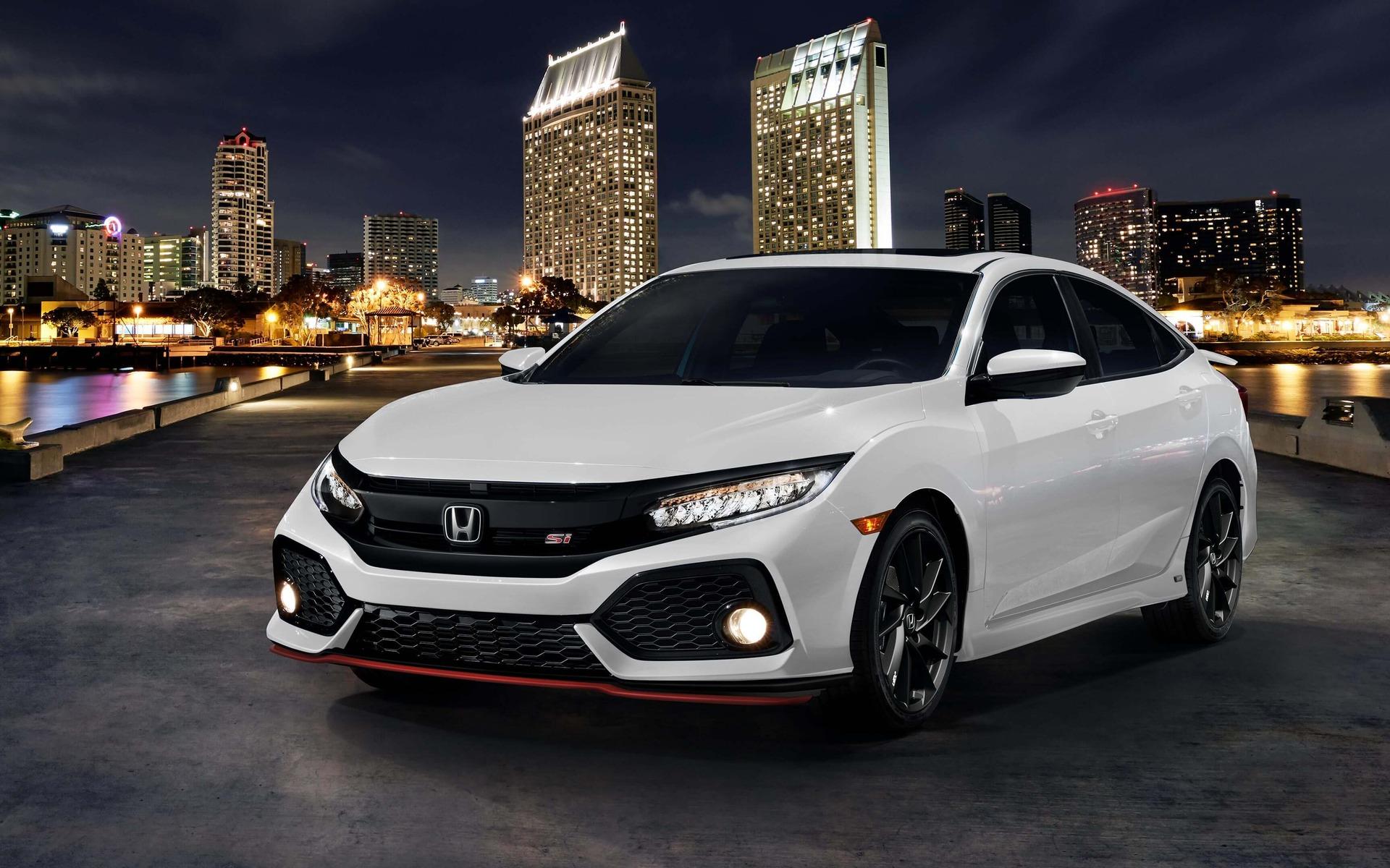 Honda Civic Si HFP Coupé 2018