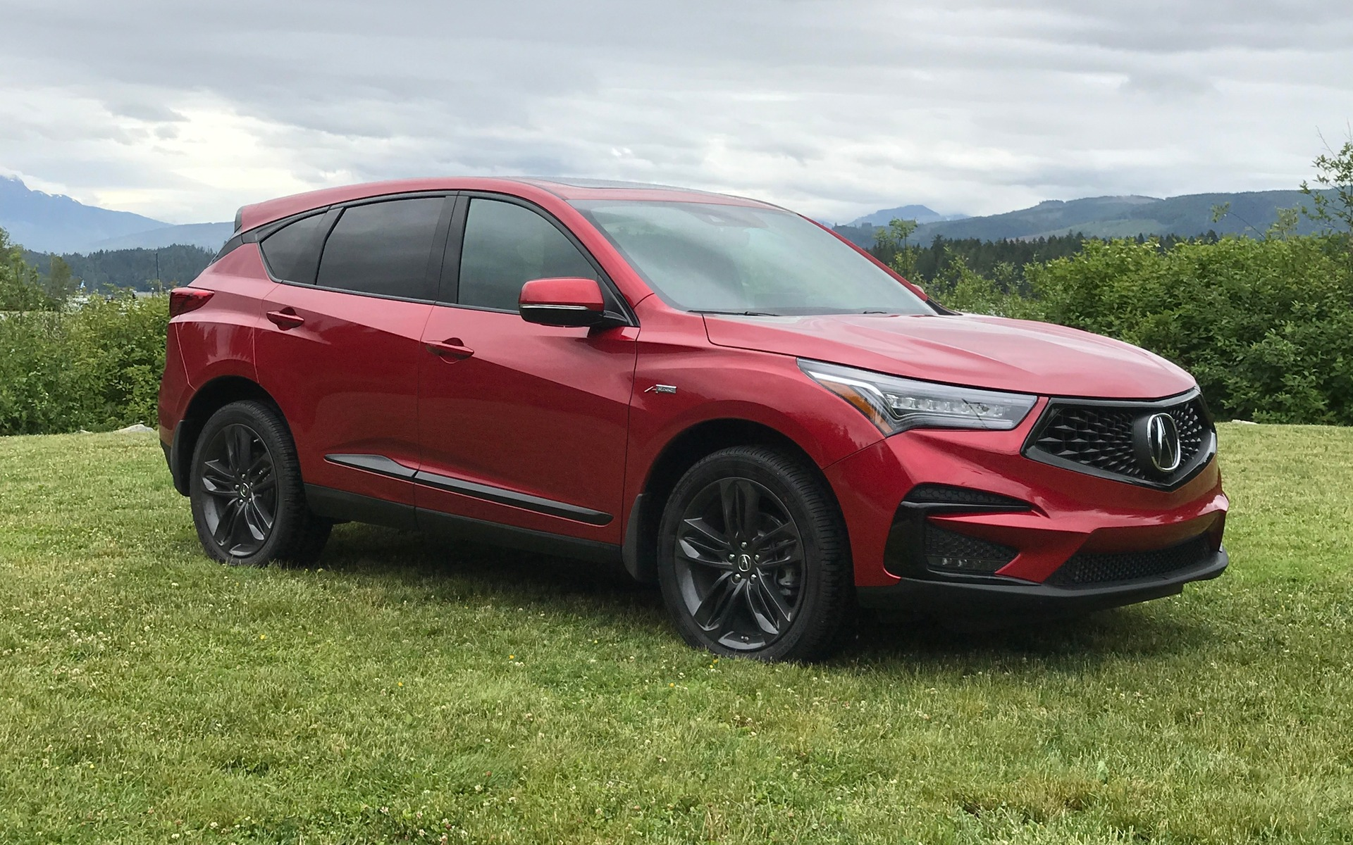 Le tout nouveau Acura RDX 2019