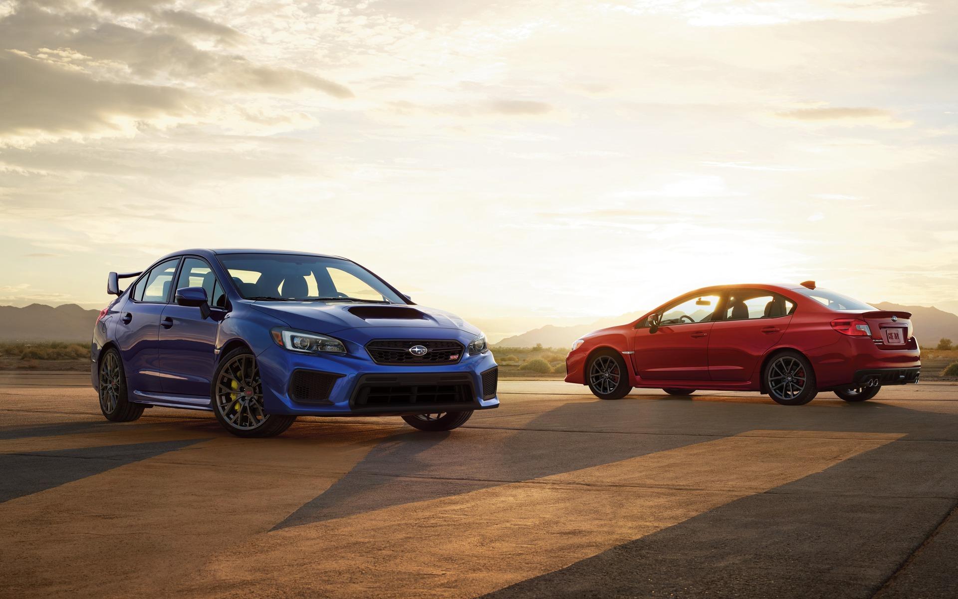 <p>Subaru WRX STI / WRX</p>
