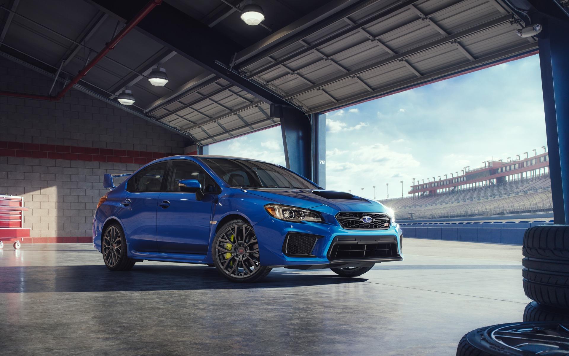 2019 Subaru Wrx And Wrx Sti Same Base Price More Connectivity