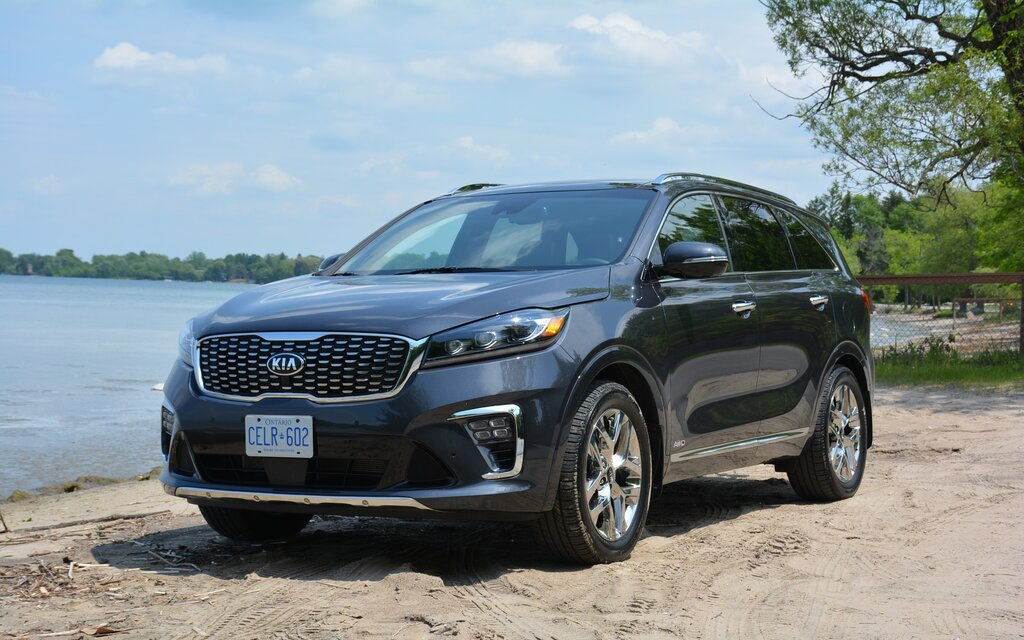 2019 Kia Sorento Refreshed And Ready For Adventure The