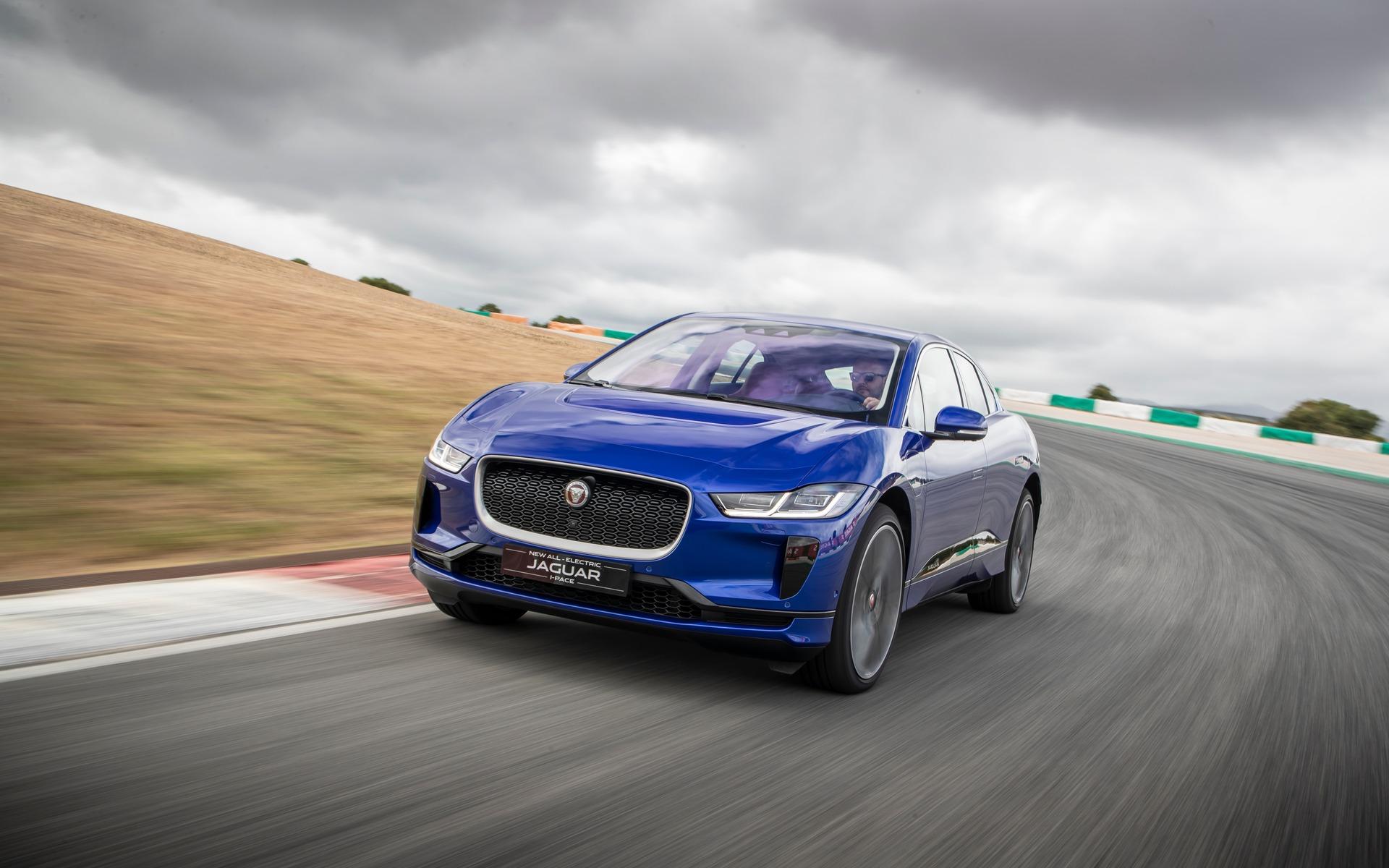 2019 Jaguar I Pace The Ev Battle Is Upon Us The Car Guide
