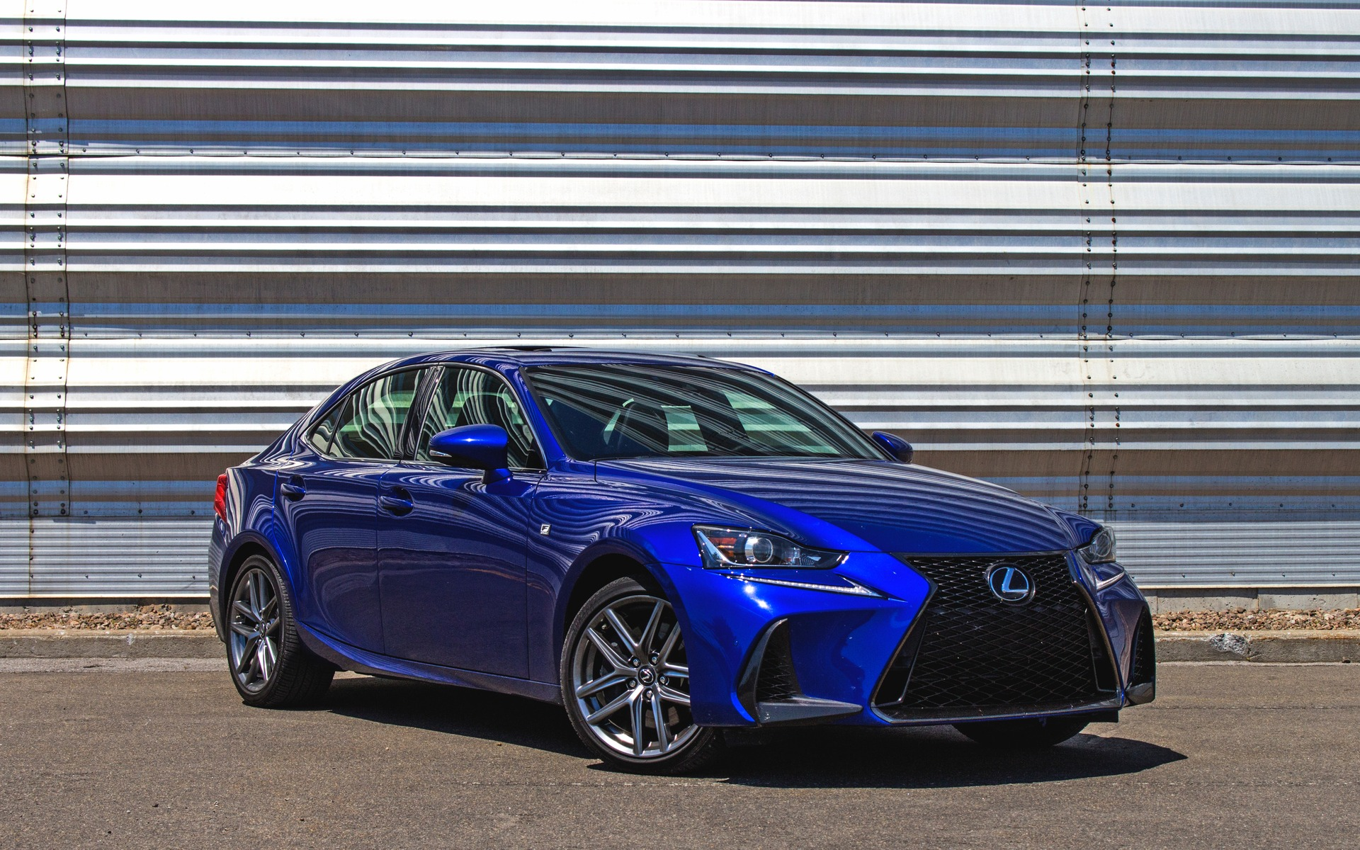 2018 Lexus IS 350 F SPORT: The 3 Series BMW Used To Build