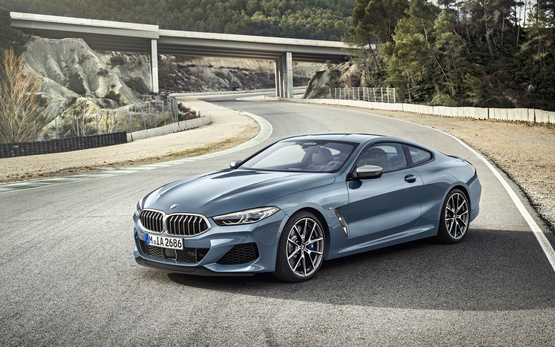 Behold The All New 2019 Bmw 8 Series Coupe The Car Guide