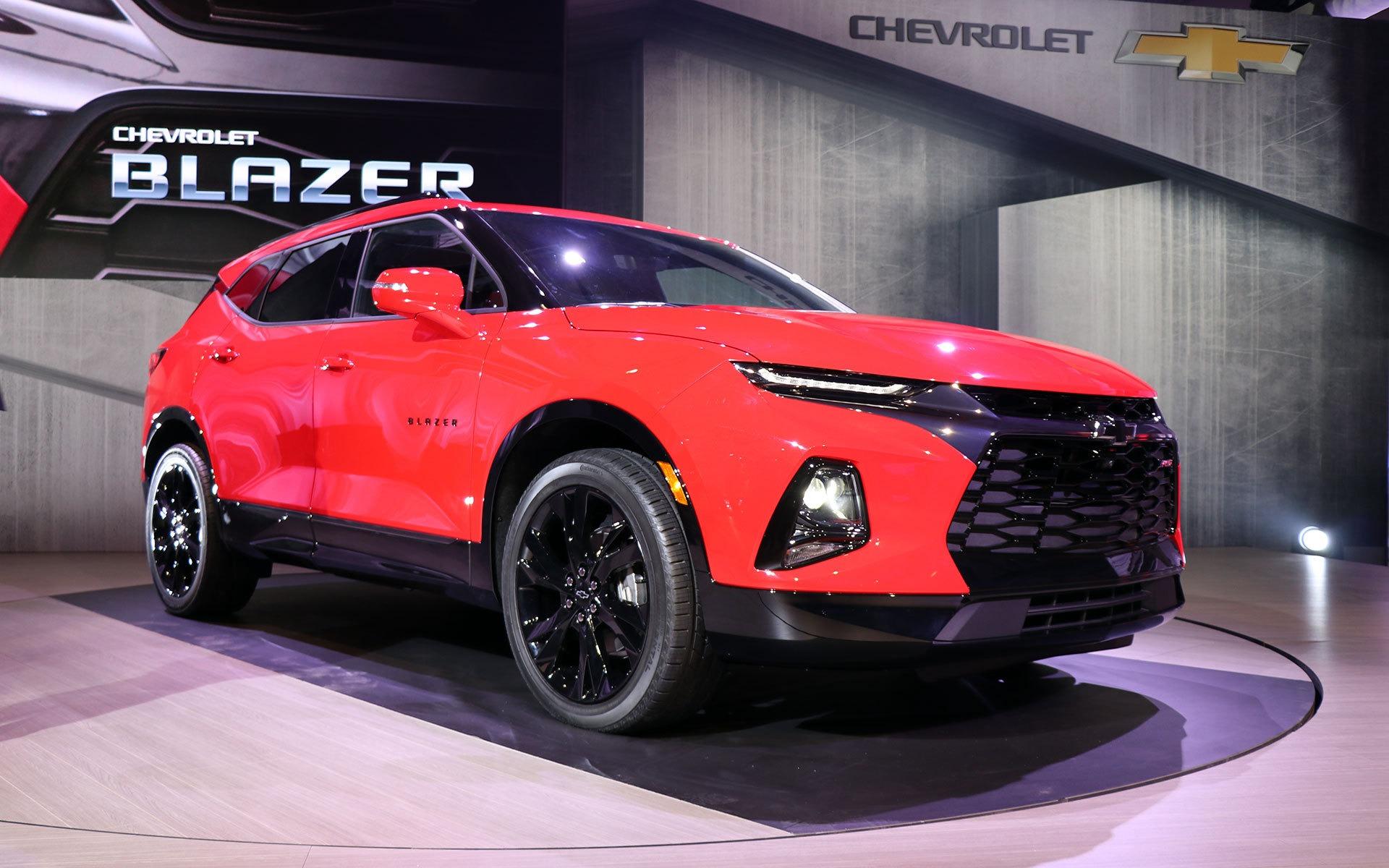 Chevrolet Blazer 2019 : le grand retour - 1/28