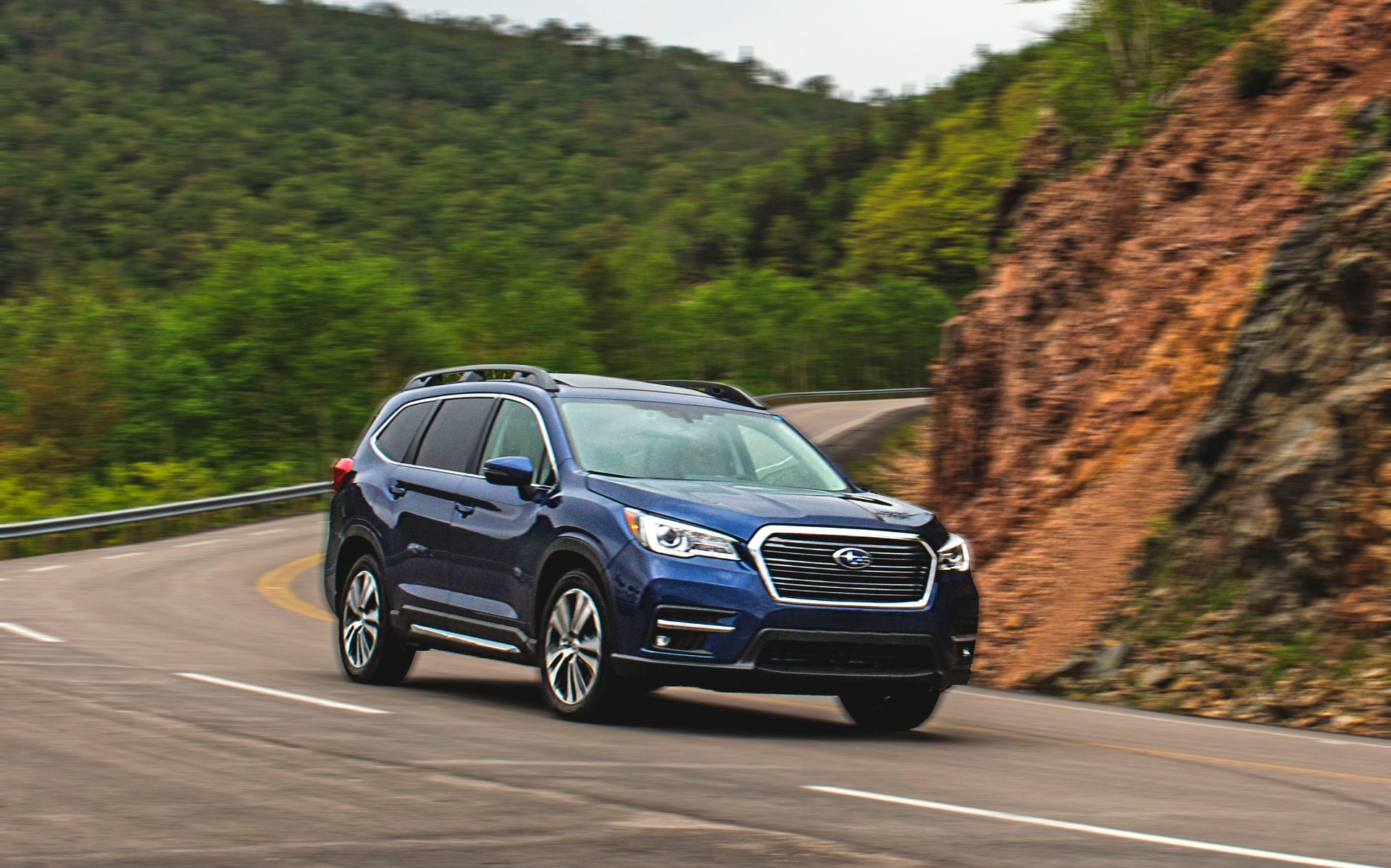 2019 Subaru Ascent 8 Seater (Tribeca Replacement SUV): Review, Price >> 2019 Subaru Ascent The Subaru Soul Is Alive And Well The Car Guide