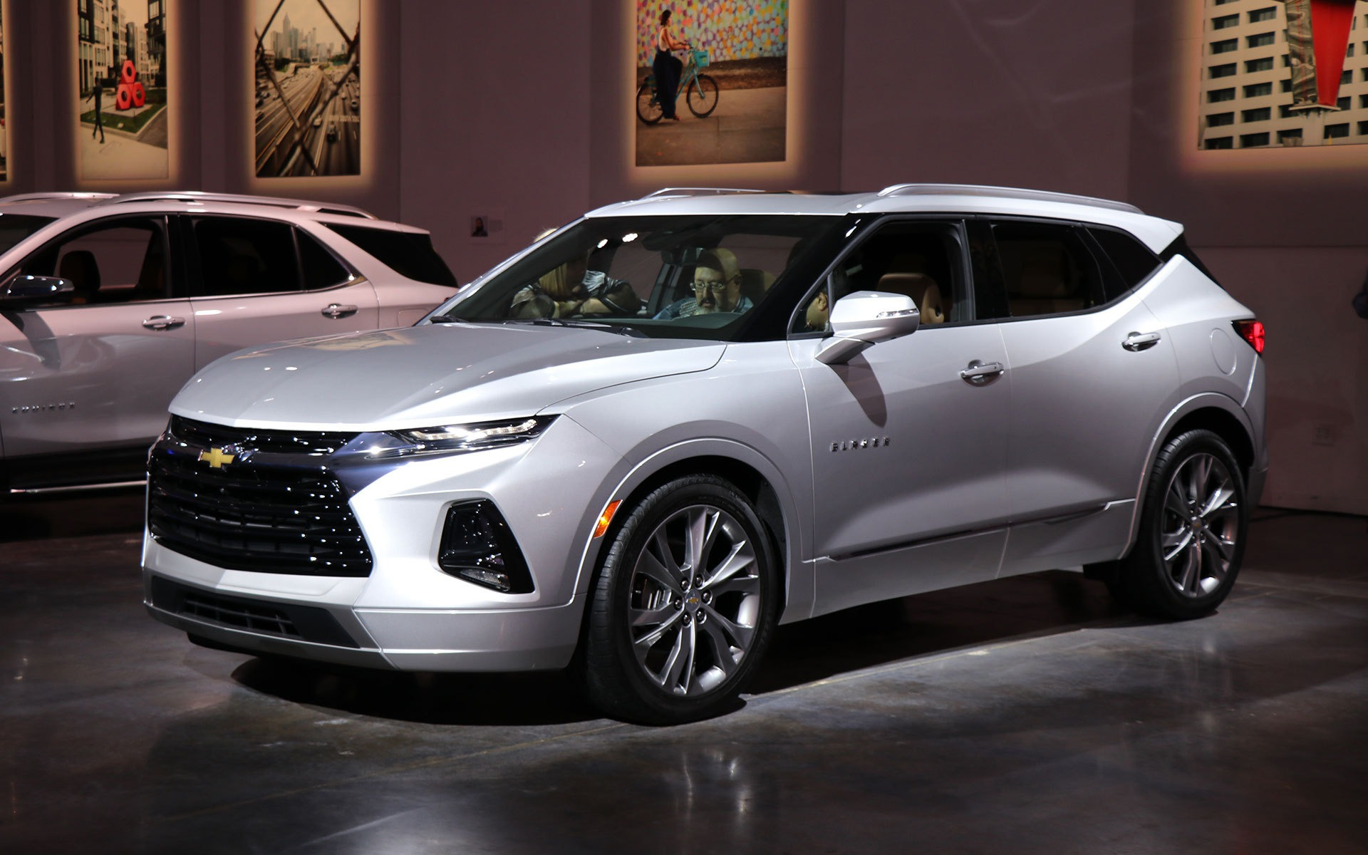 2019 Chevrolet Blazer The Comeback 4 28
