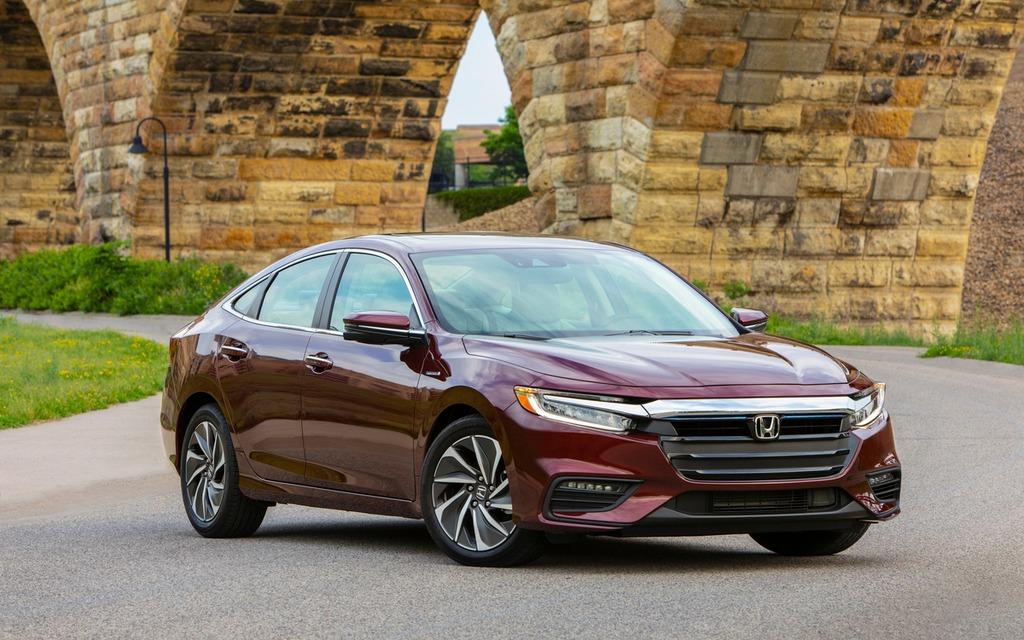 La Honda Insight 2019 sera en vente à partir de 27990$.