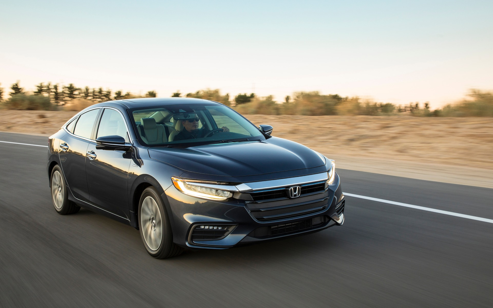 <p>2019 Honda Insight promises a fun driving experience</p>