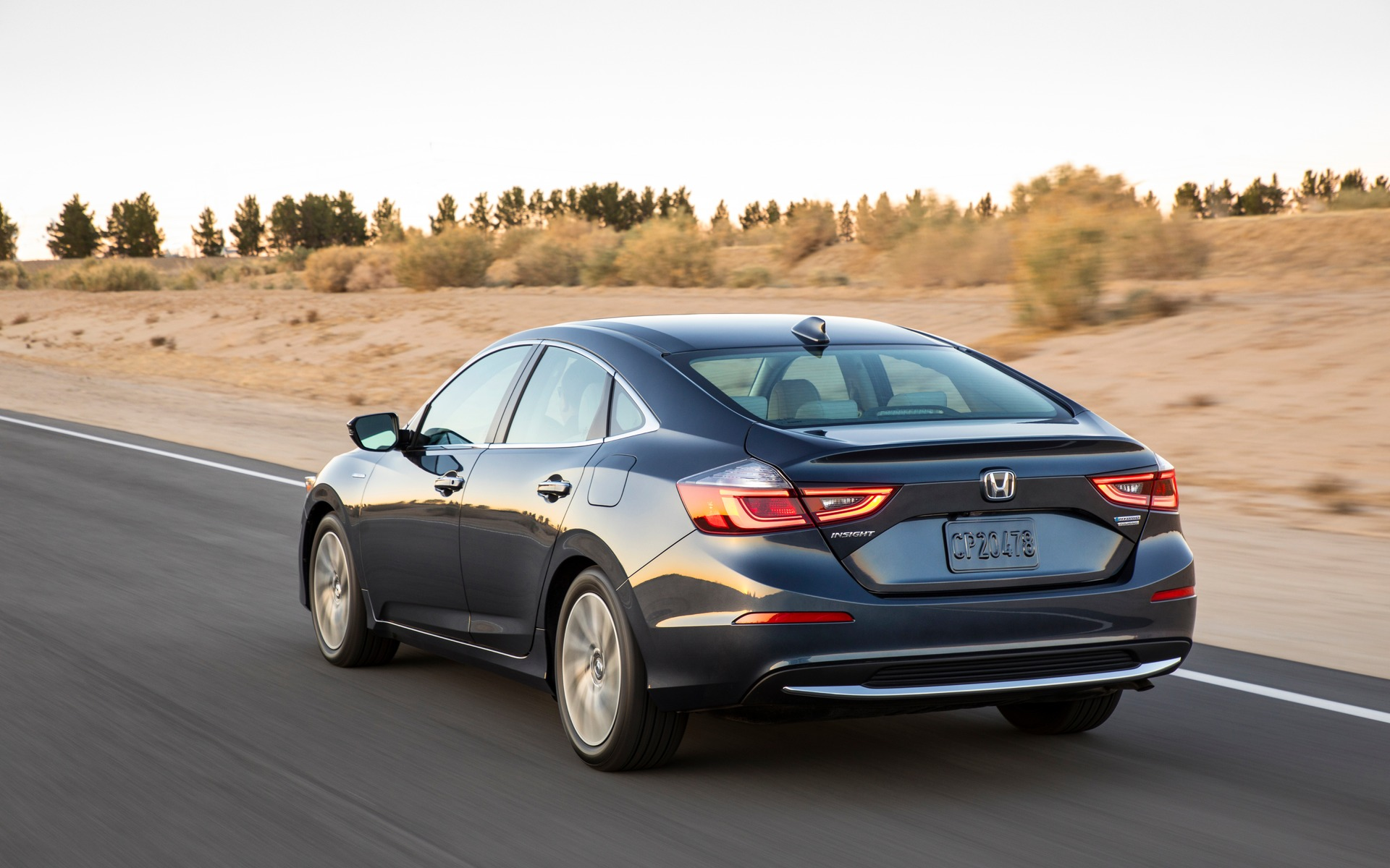 <p>2019 Honda Insight is way more attractive than previous generations</p>