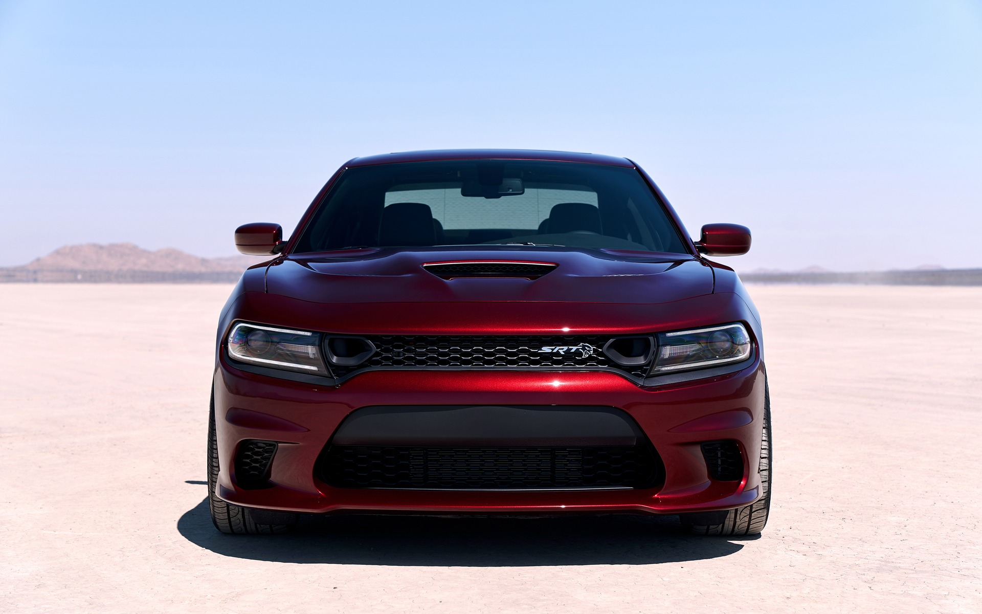2019 Dodge Charger SRT Hellcat with new performance grille