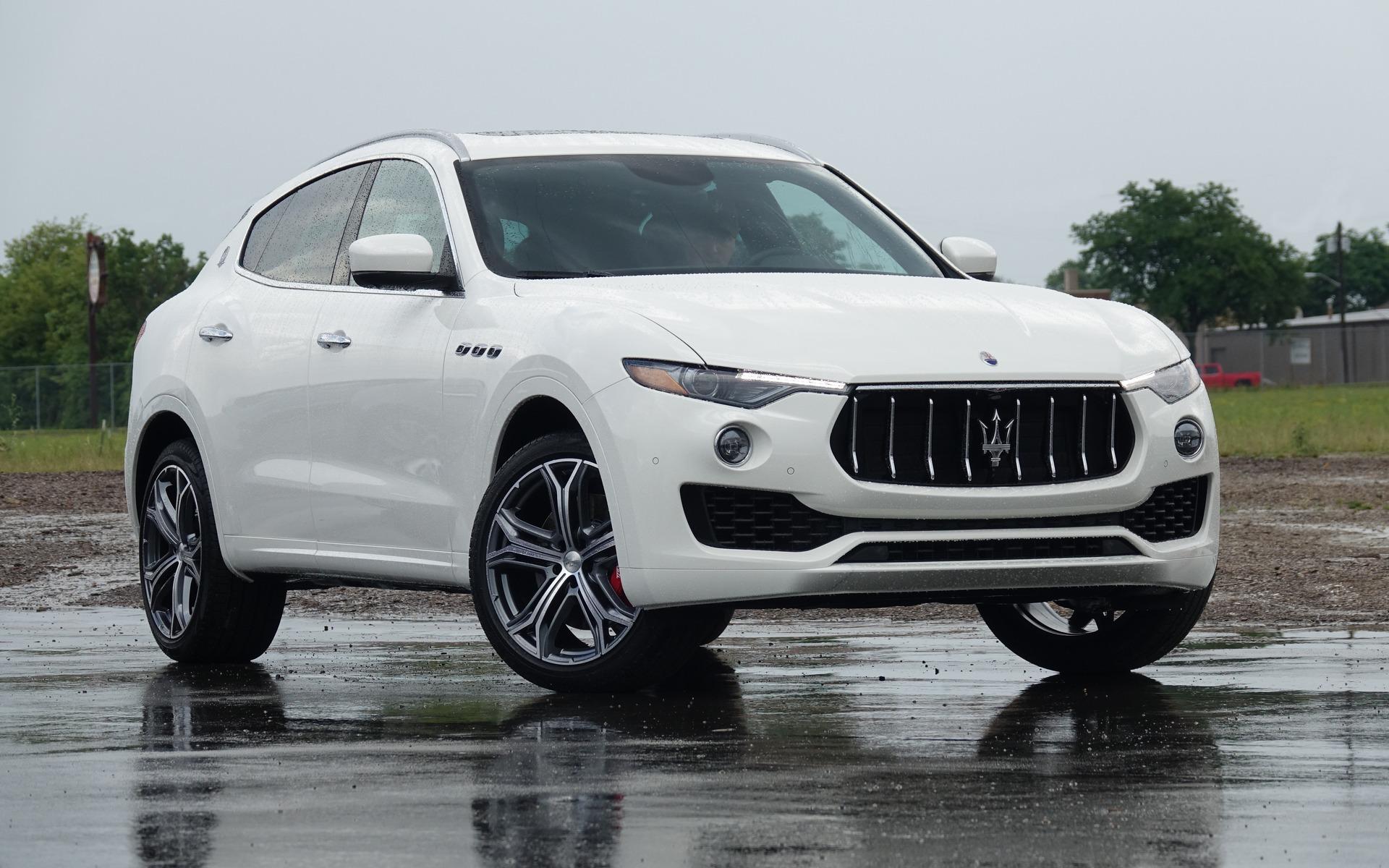 Maserati Levante S Q42019