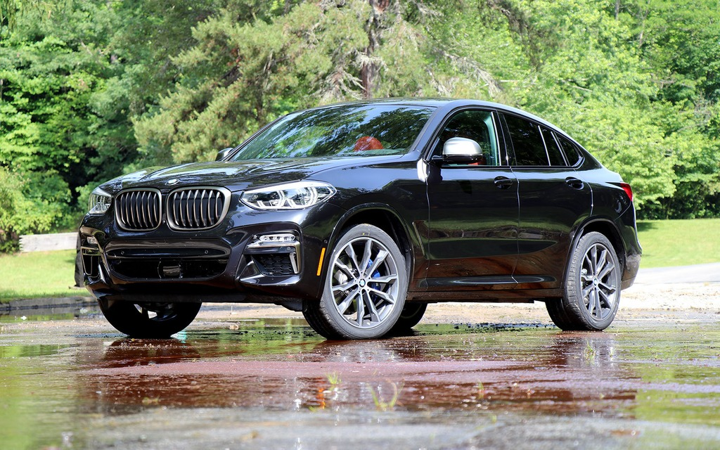 2019 Bmw X4 We Like It Even M Ore The Car Guide