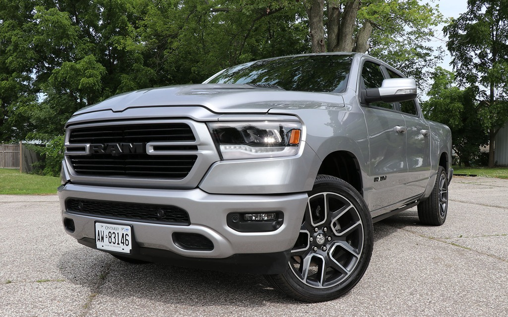 2019 Ram 1500 Sport: For Canada Only - The Car Guide