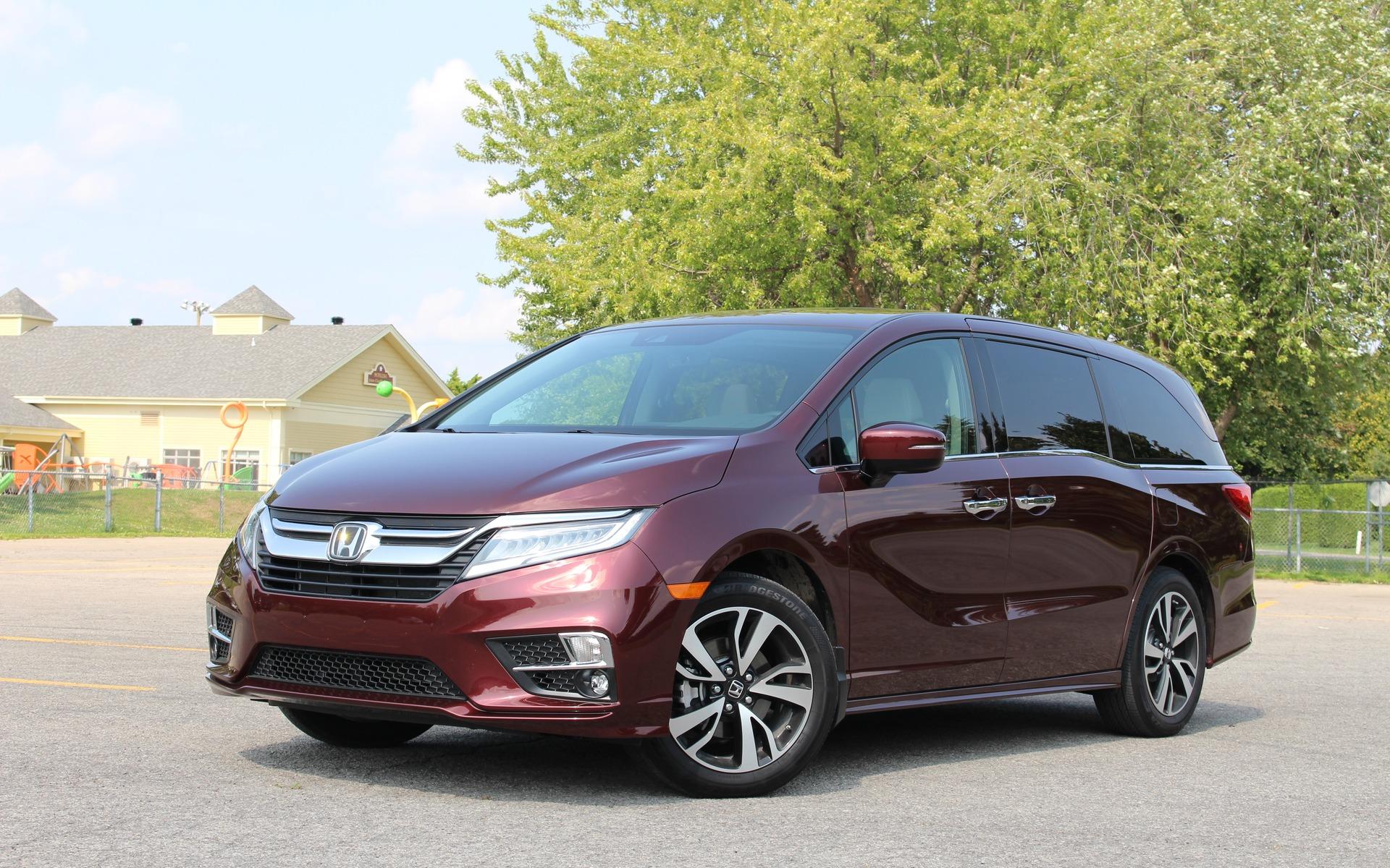 2018 Honda Odyssey Technovan The Car Guide Fuel Pump Unit In