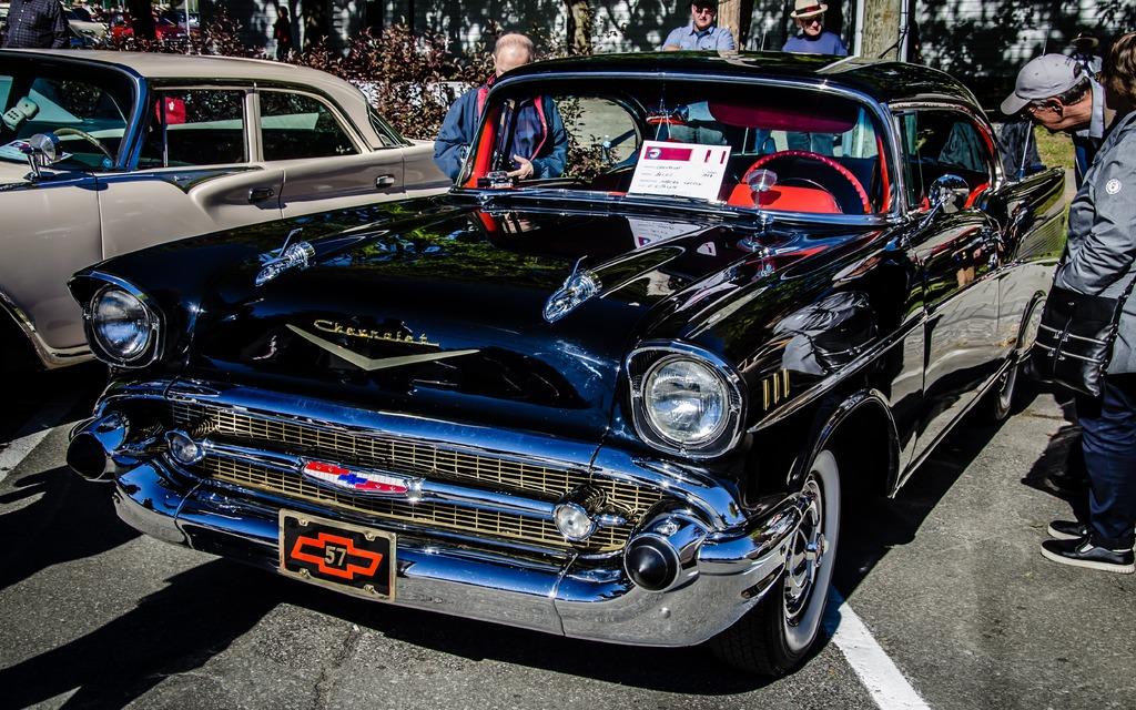 que peut-on voir au concours d'élégance de voitures anciennes de
