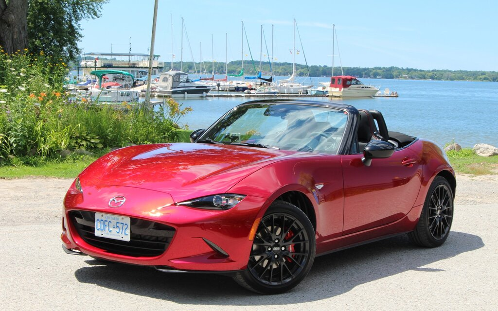 2019 mazda mx 5 even more exciting the car guide. Black Bedroom Furniture Sets. Home Design Ideas