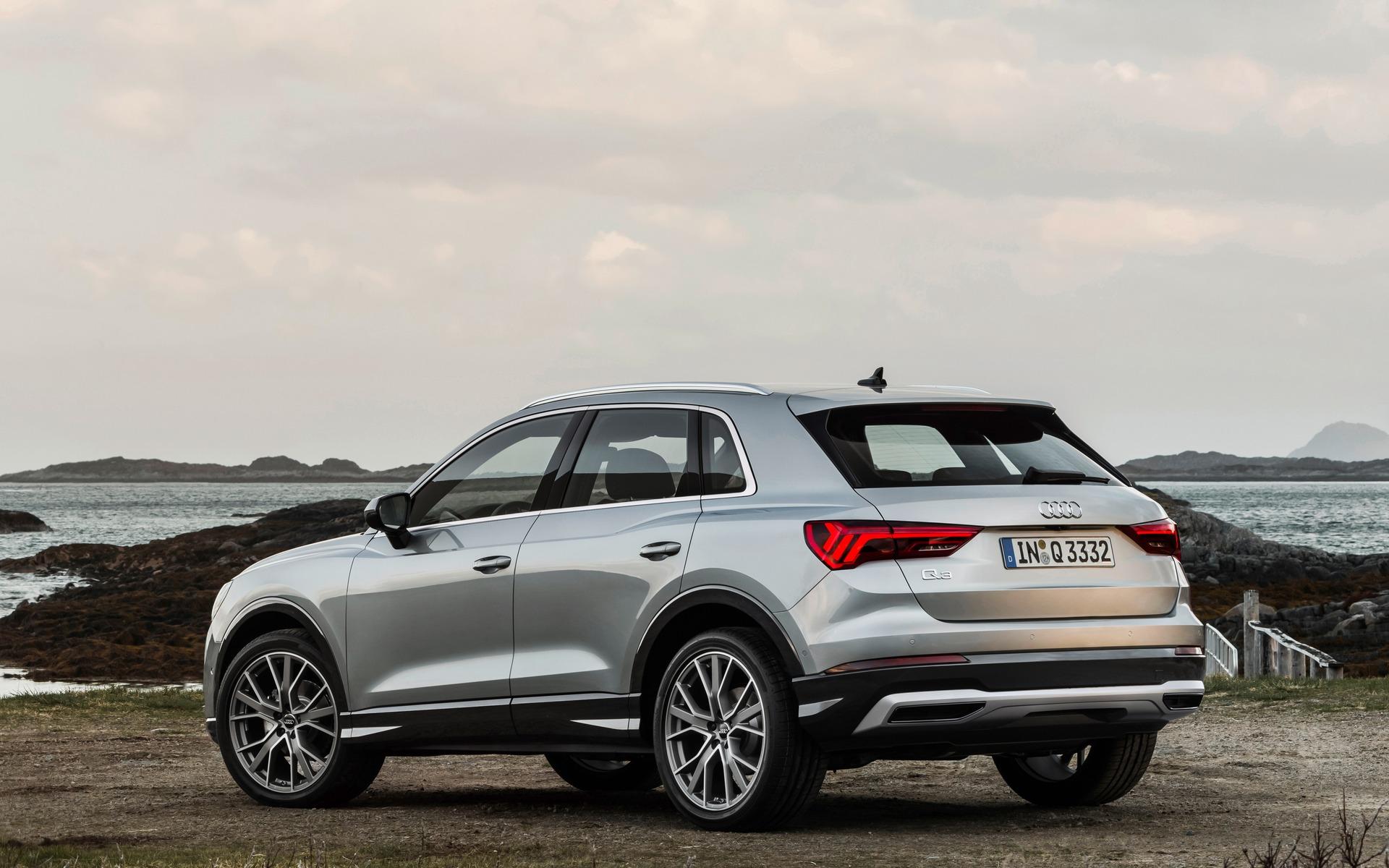 All New 2019 Audi Q3 Is Like A Mini Q8 9 11