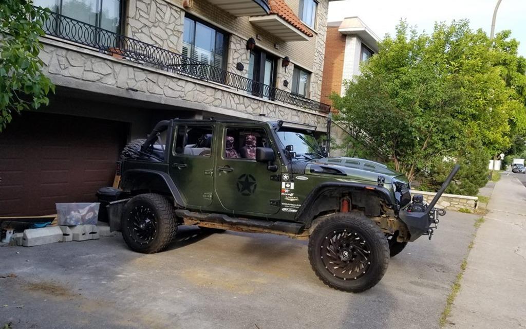 top 10 des plus belles am liorations faire sur votre jeep 1 10. Black Bedroom Furniture Sets. Home Design Ideas