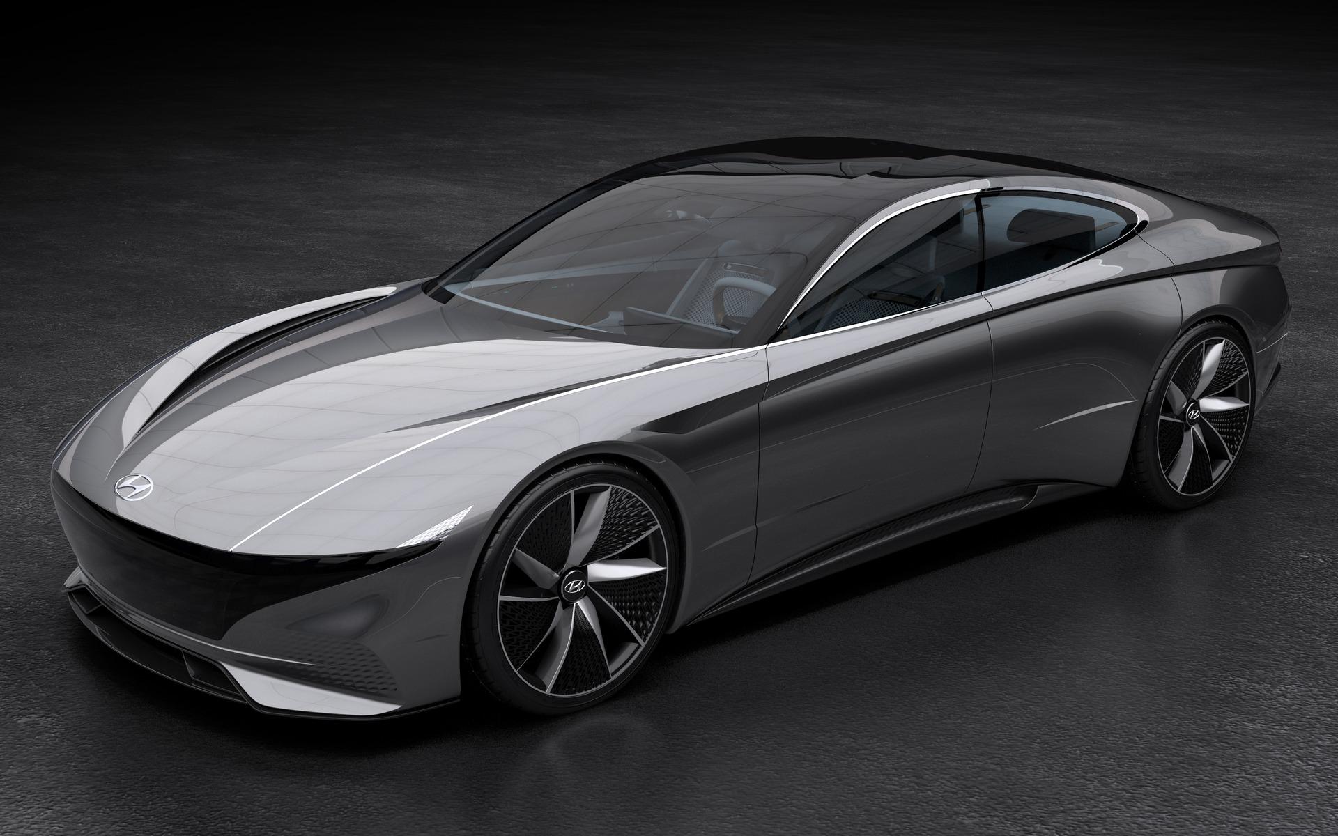 Hyundai Le Fil Rouge Concept