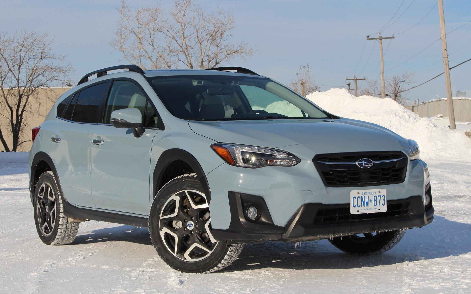 Subaru Crosstrek 2019 : à la mode 343897_2018_Subaru_Crosstrek
