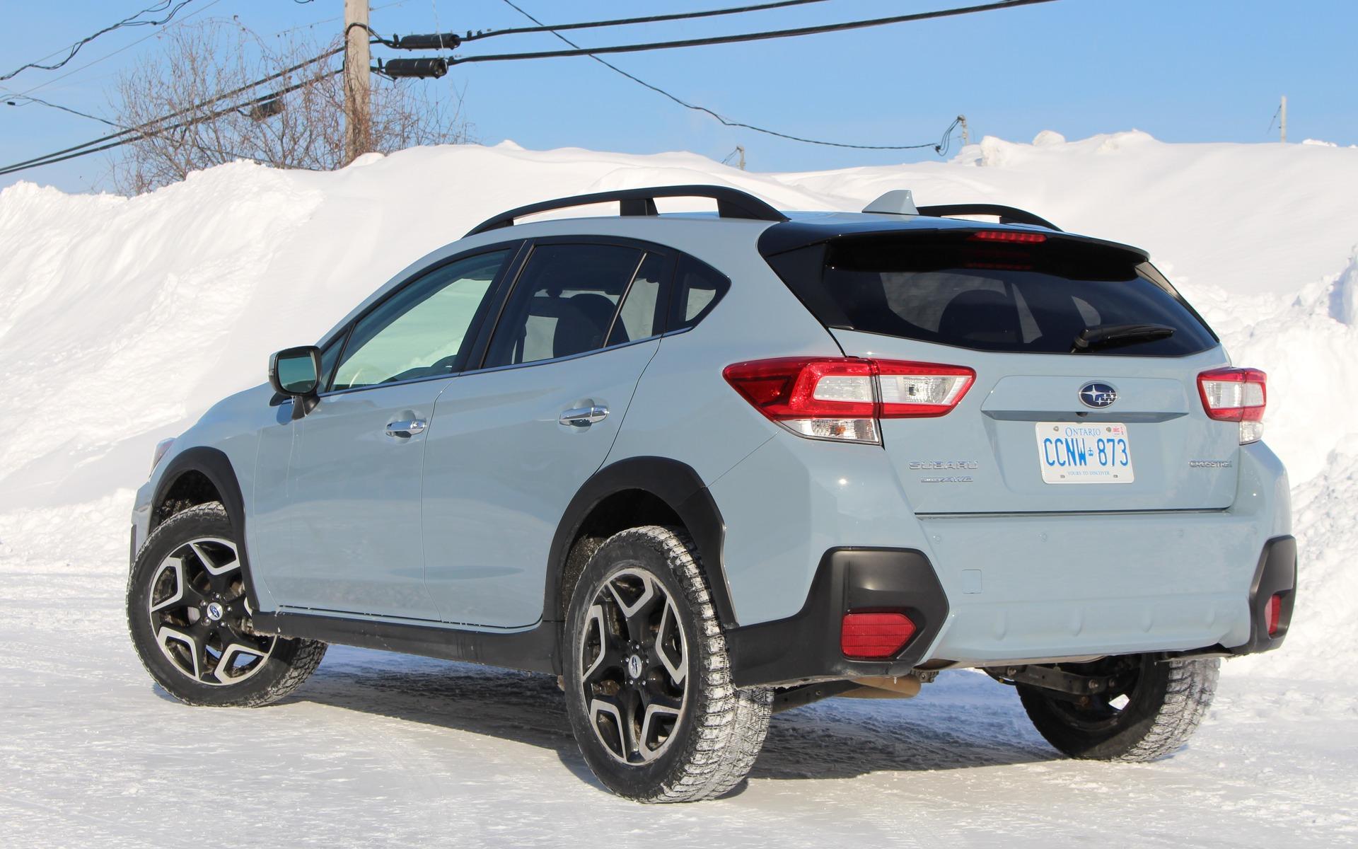Subaru Crosstrek 2019 : à la mode 343900_2018_Subaru_Crosstrek