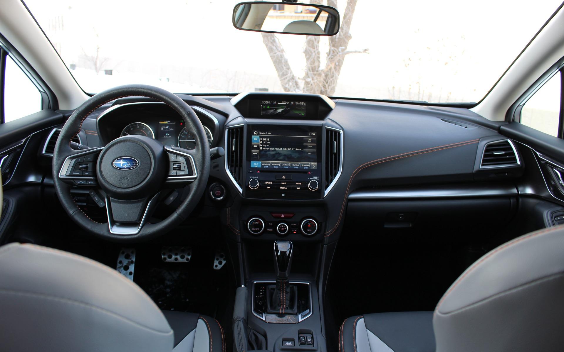 Subaru Crosstrek 2019 : à la mode 343903_2018_Subaru_Crosstrek