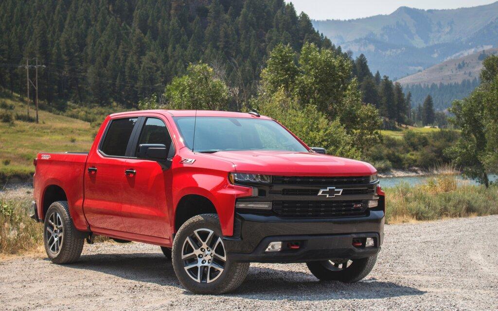 Chevrolet Silverado 2019 : quand les limites de la ...