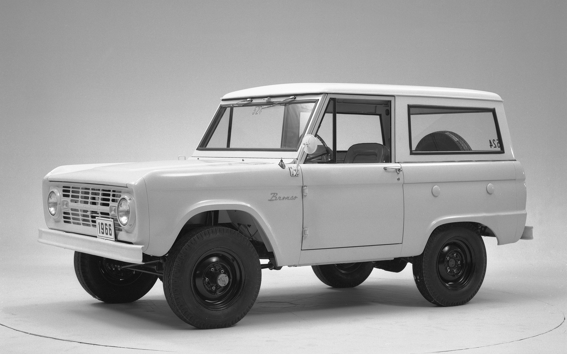 <p>Prototype du Ford Bronco 1966</p>