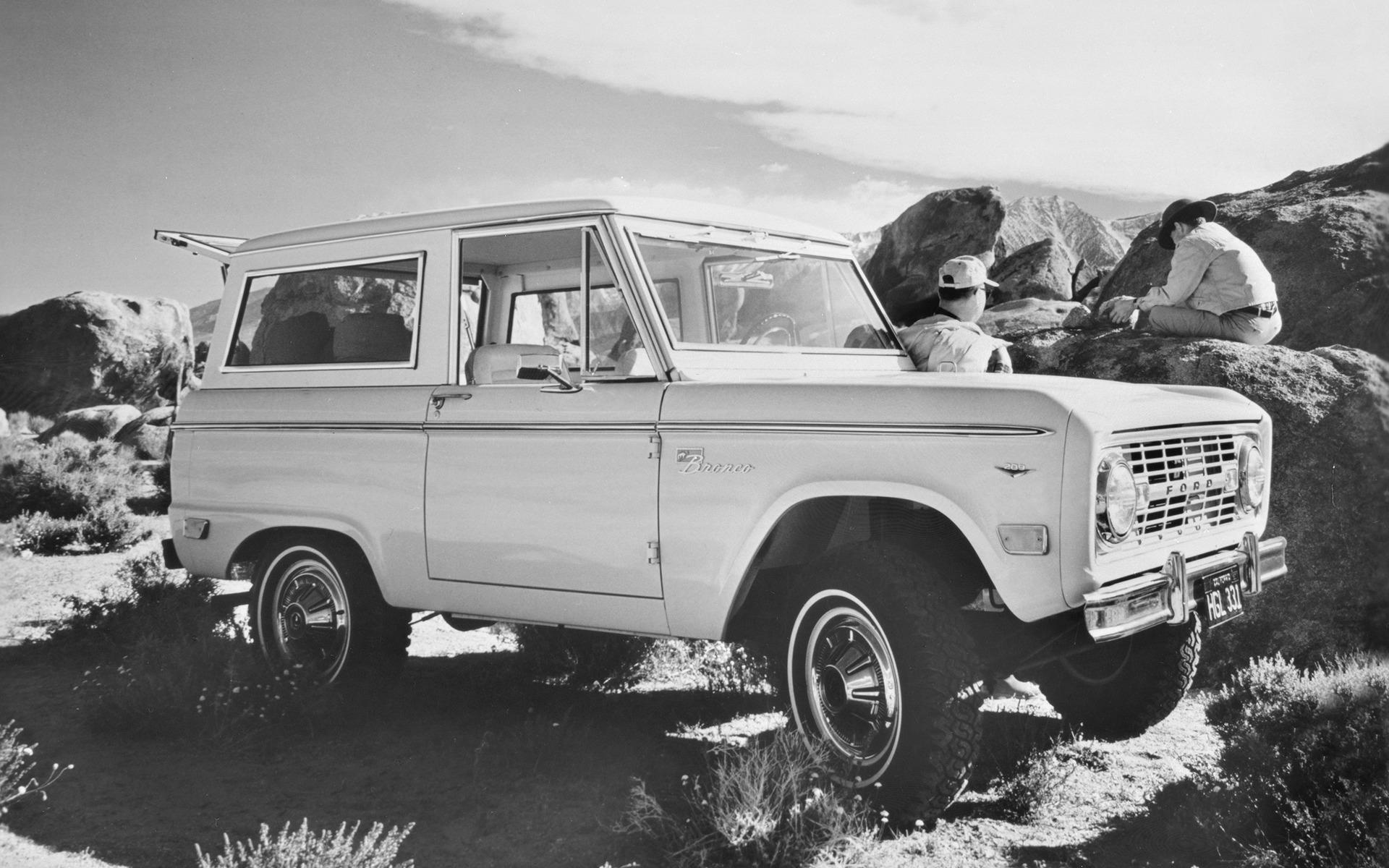 <p>Ford Bronco 1968</p>