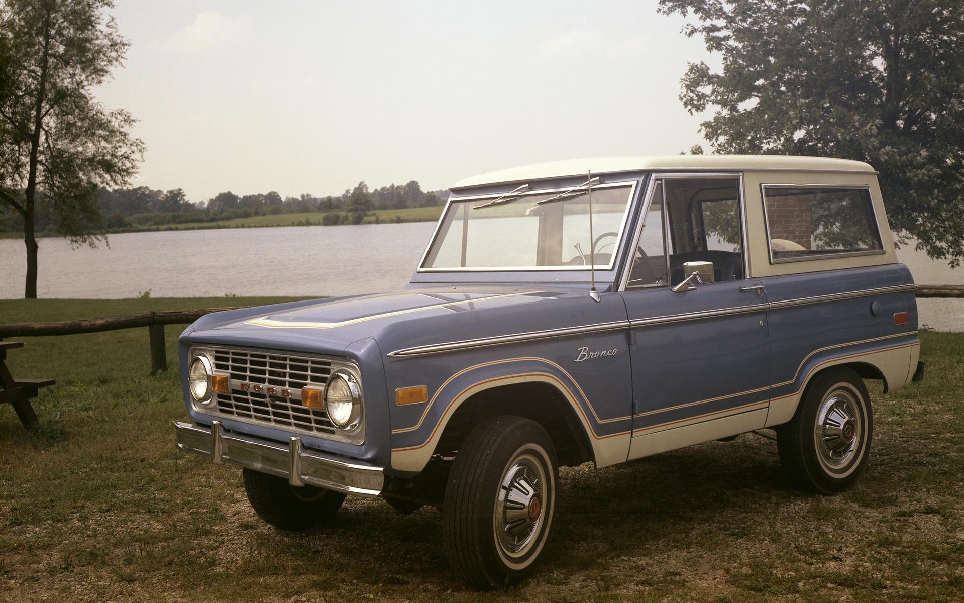 <p>Ford Bronco 1973</p>