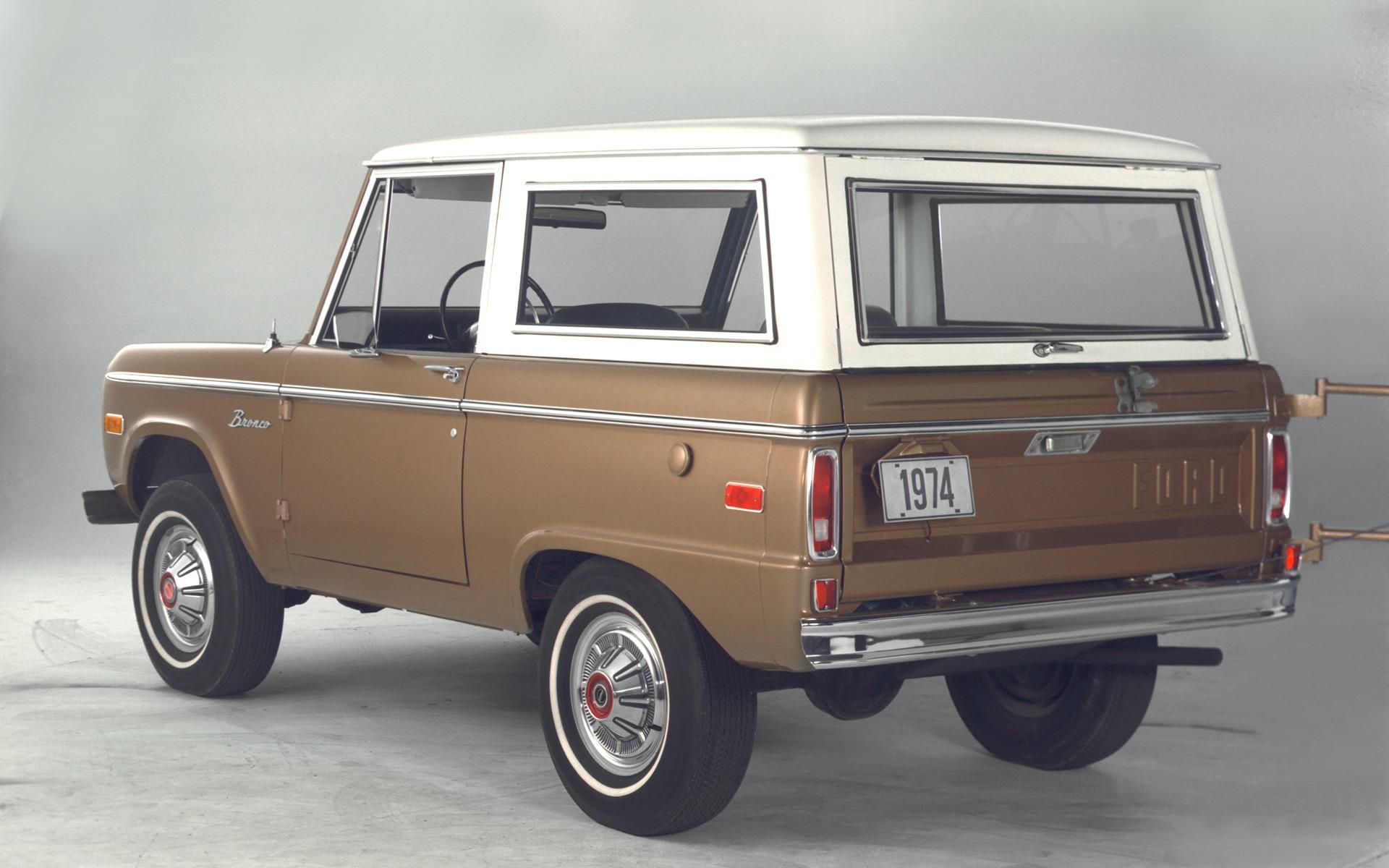 <p>Ford Bronco 1974</p>