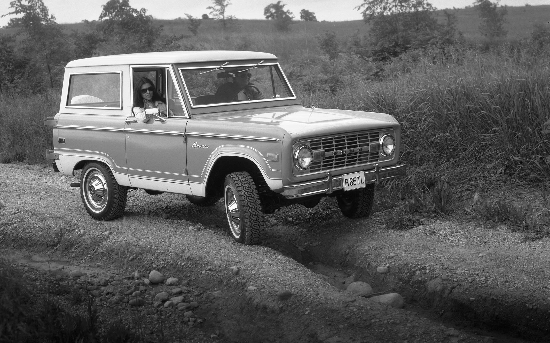 <p>Ford Bronco 1975</p>