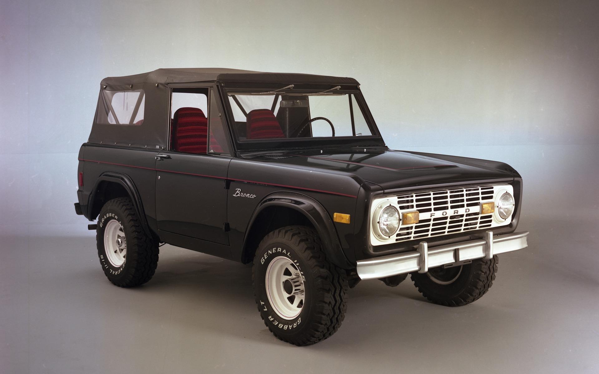 <p>Ford Bronco 1977</p>