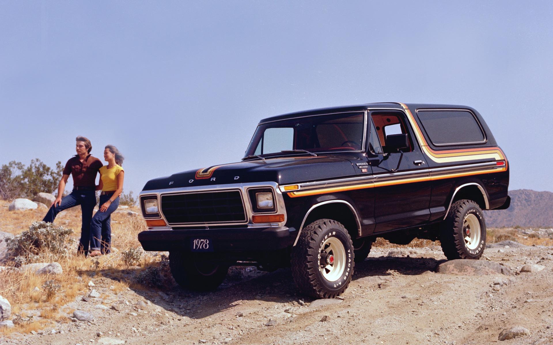 <p>Ford Bronco 1978</p>
