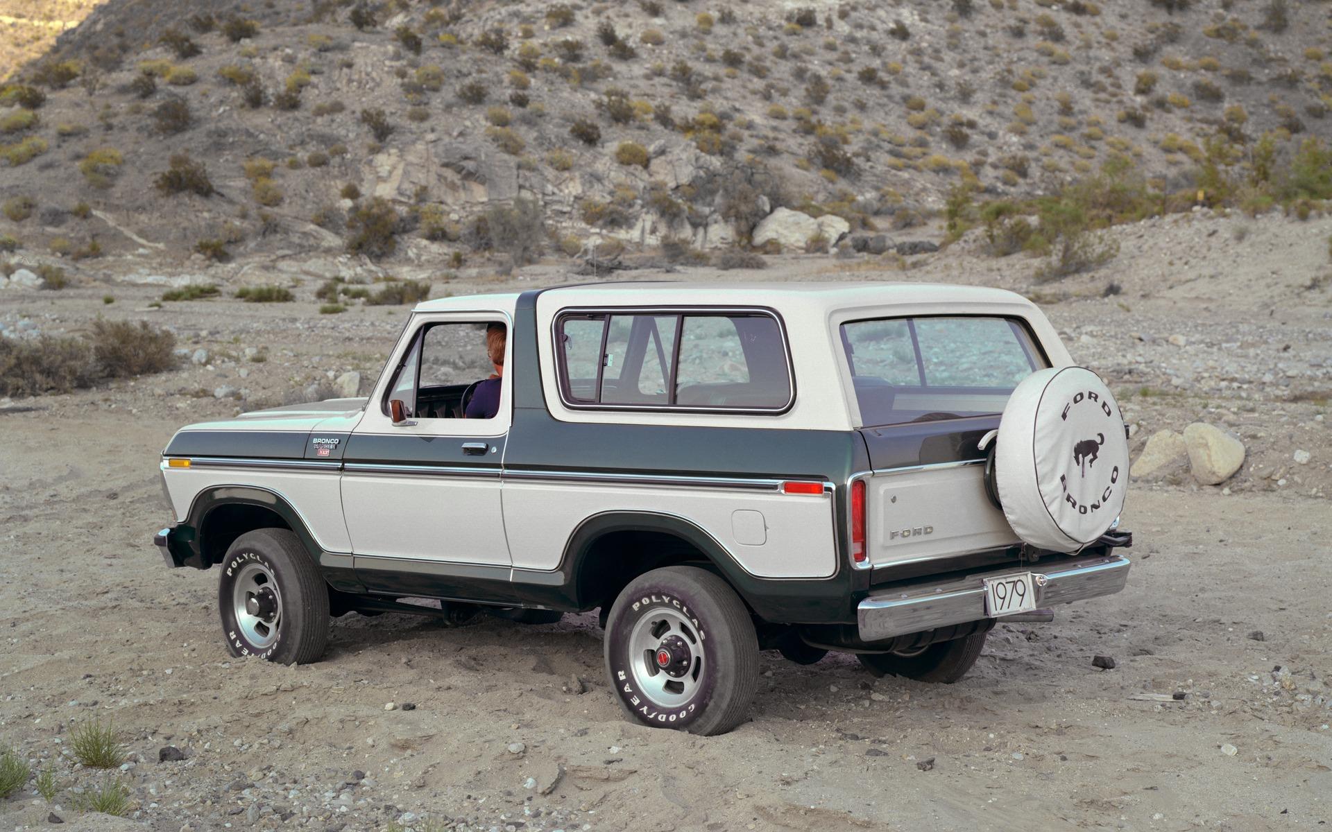 <p>Ford Bronco 1979</p>