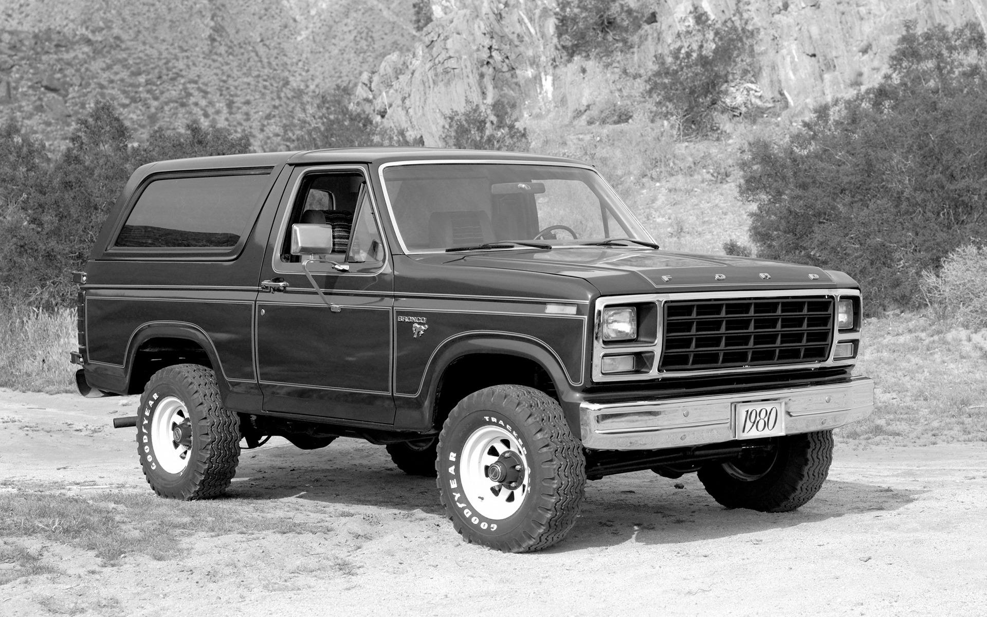 <p>Ford Bronco 1980</p>