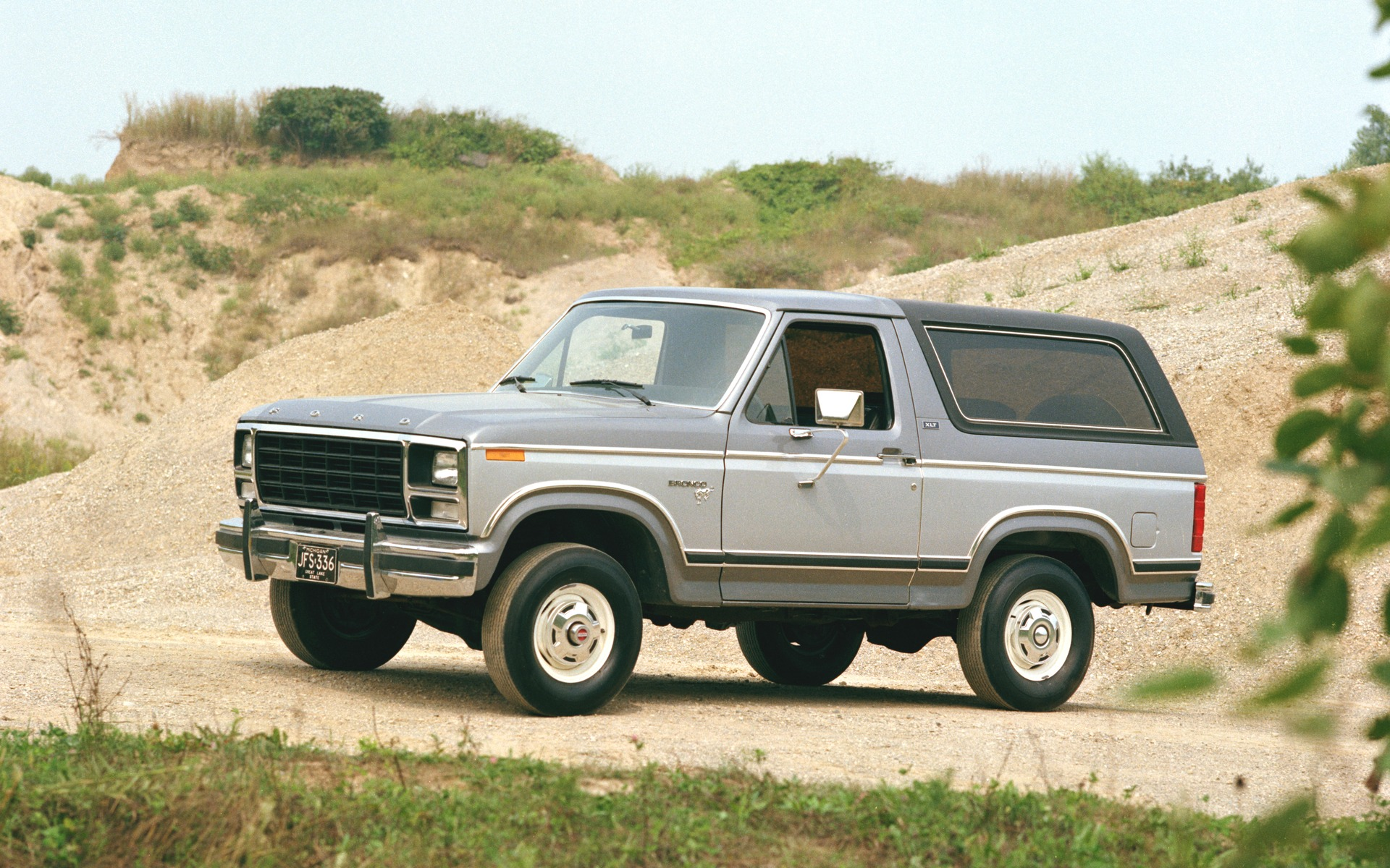 <p>Ford Bronco 1981</p>