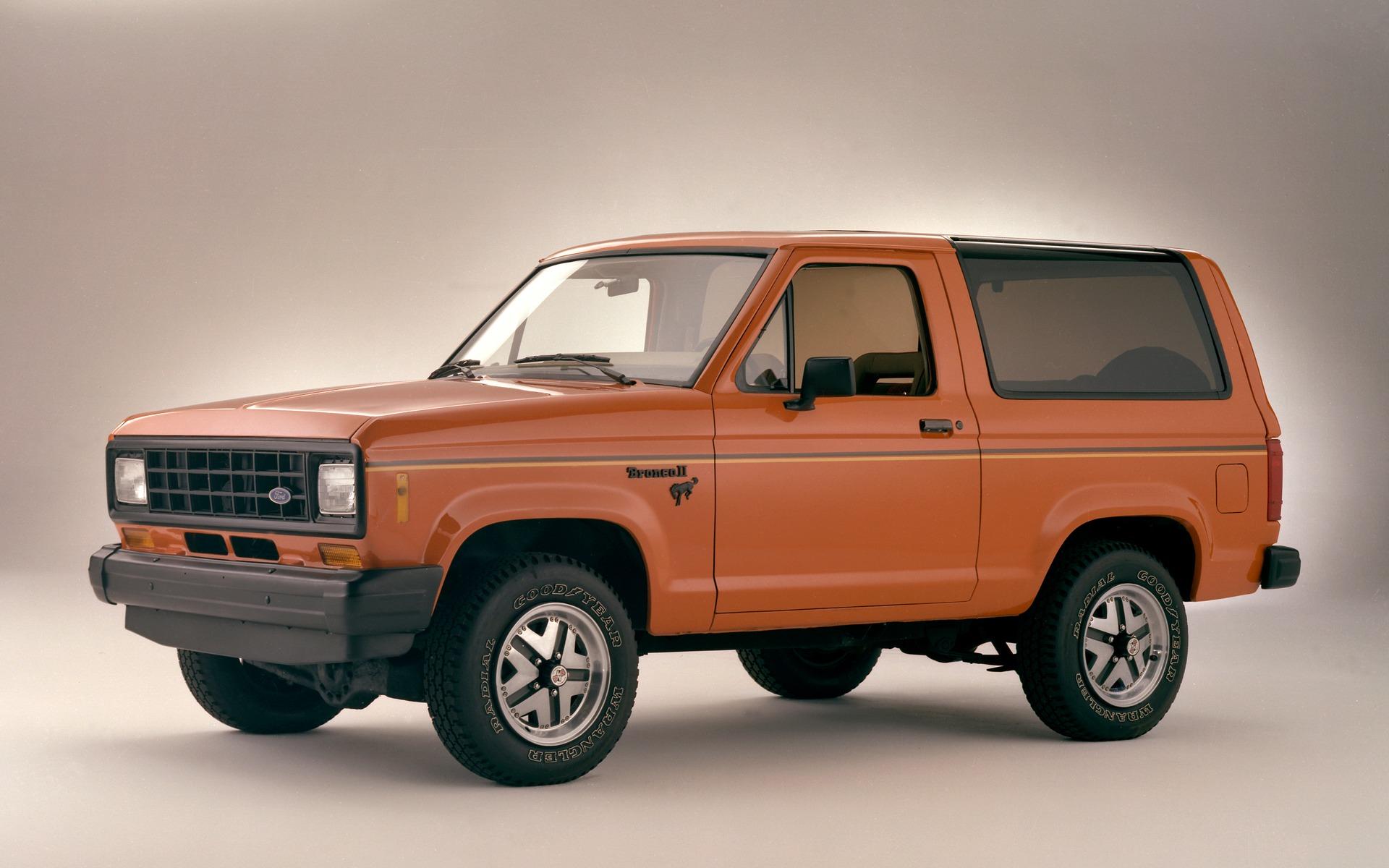 <p>Ford Bronco II 1983</p>