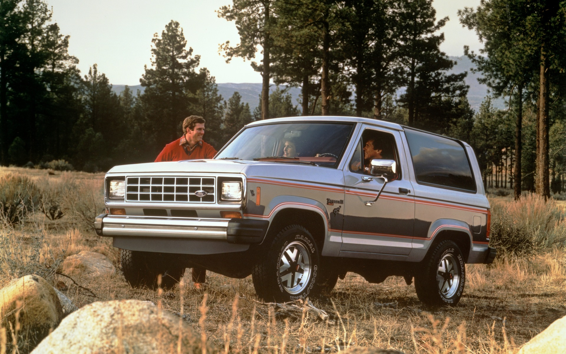 <p>Ford Bronco II 1983</p>