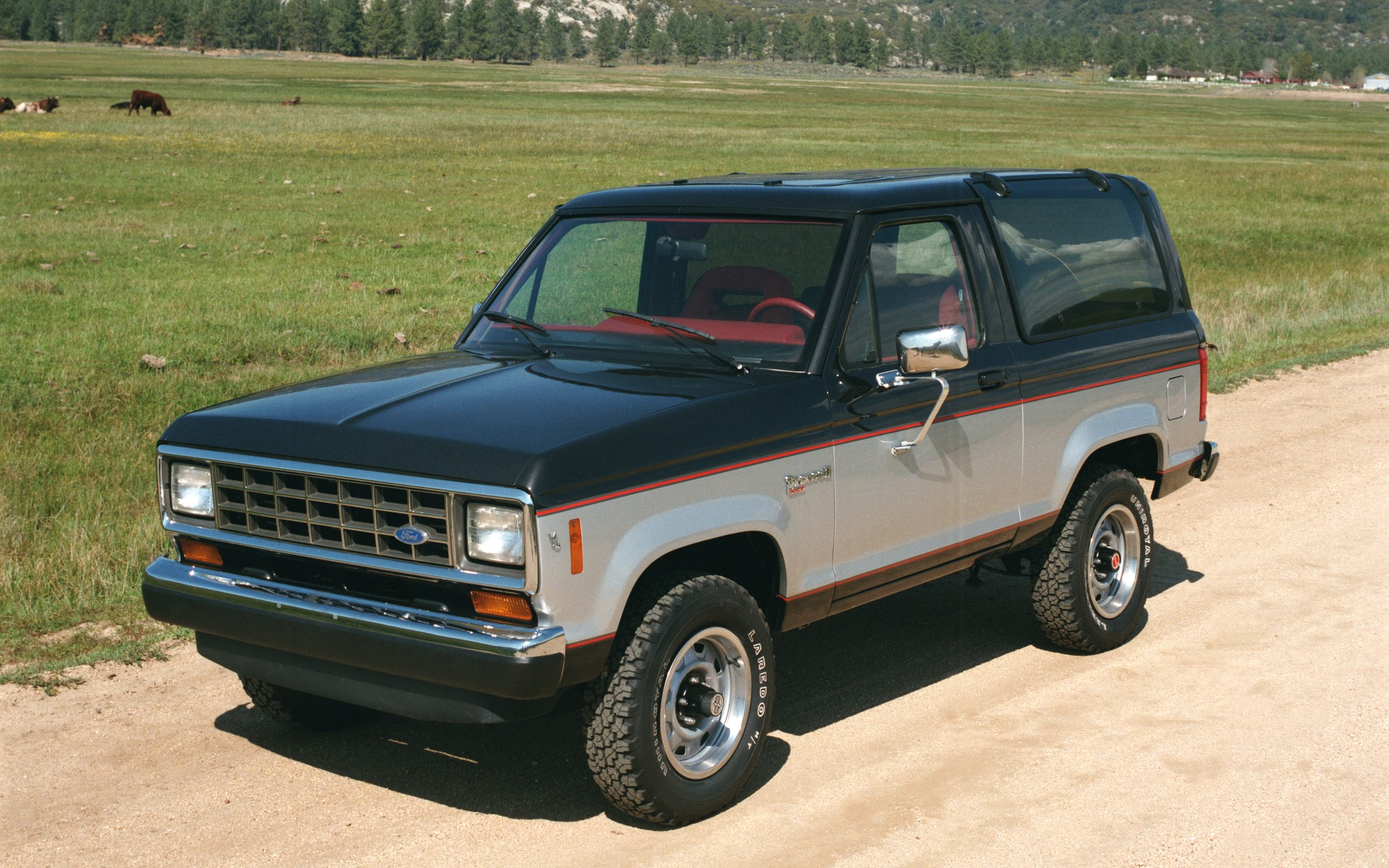 <p>Ford Bronco II 1987</p>