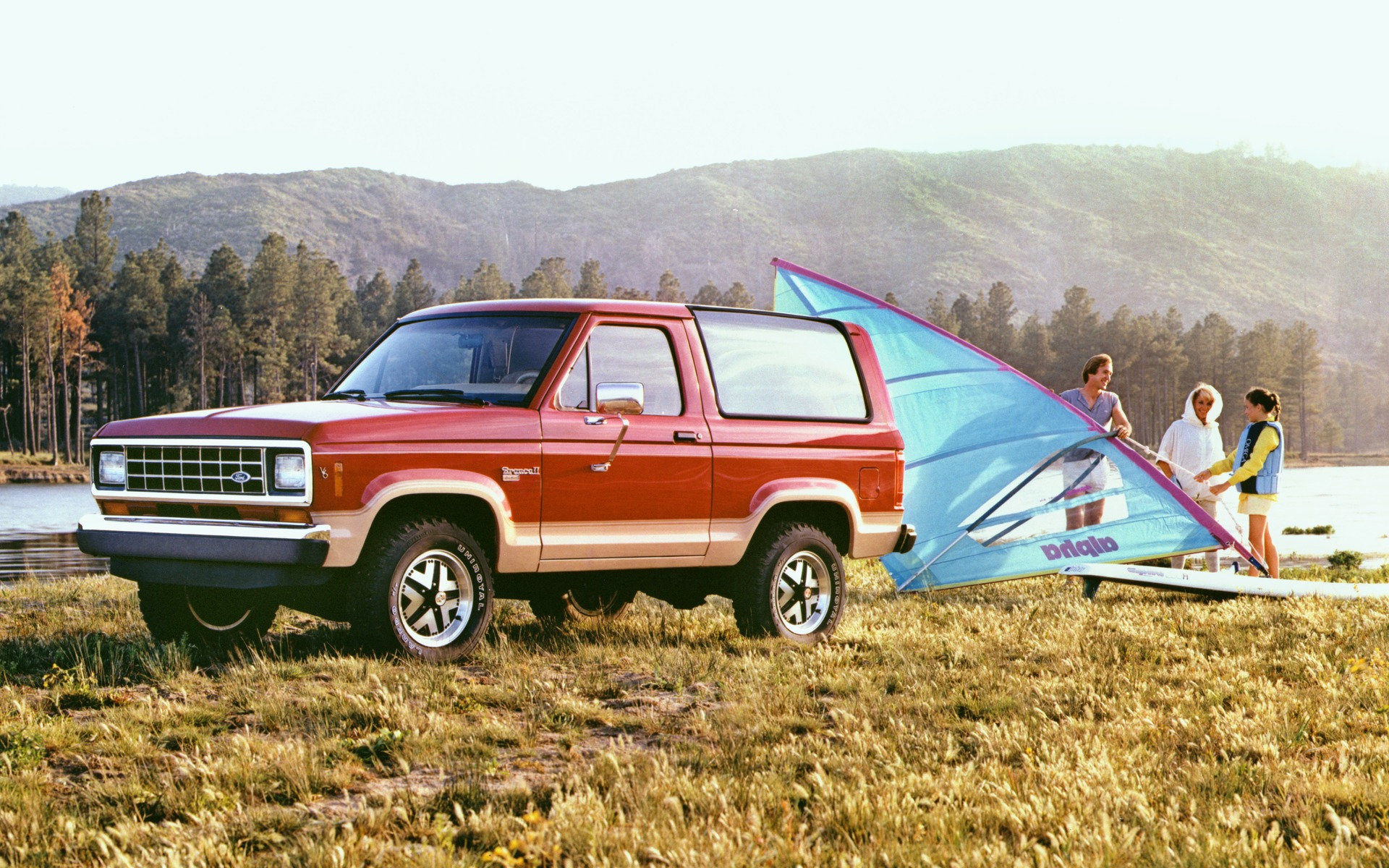 <p>Ford Bronco II 1987</p>